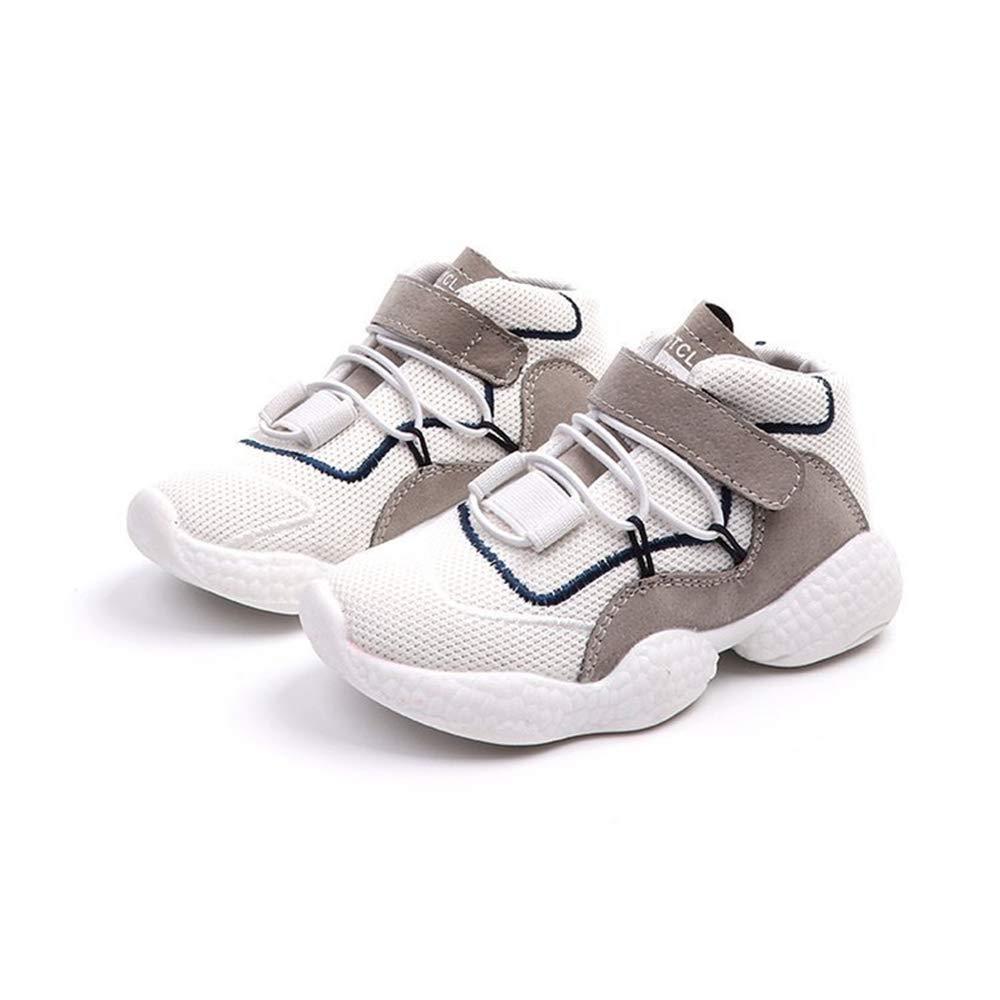 satisfied Kids School Uniform Sport Shoes Toddler//Little Kid