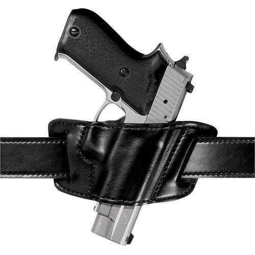 527 Belt - Safariland 527 Stealth Belt Slide Holster Colt Python Plain Black Right Hand