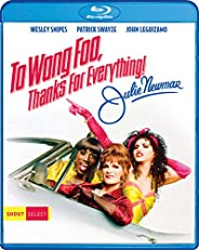 To Wong Foo, Thanks For Everything! Julie Newmar (Amazon Version) [Blu-ray]
