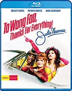 To Wong Foo Thanks For Everything, Julie Newmar [Blu-ray]