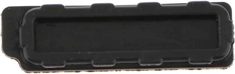 Camera Body Bottom Cap Interface Rubber Cover for Nikon D800 D800E D810