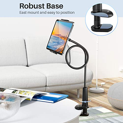 Knock 53% off a gooseneck tablet stand