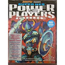 Super Nes Power Player's Guide