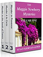 The Maggie Newberry Mysteries:  Books 1,2,3 (The Maggie Newberry Mystery Series Box Set)