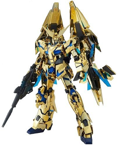 cheap for discount 0d6ba 73683 Amazon.com: Bandai PG 1/60 RX-0 Unicorn Gundam 03 PHENEX ...
