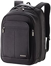 Samsonite Classic 2 Tsa Backpack with RFID, International Carry-On, Black
