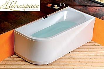 Vasche Da Bagno Vetroresina : Vasca da bagno hidrospace viva 175 x 80: amazon.it: casa e cucina