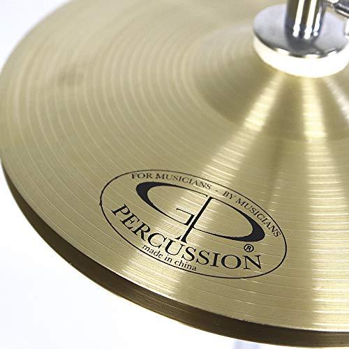 GP Percussion GP50MPK Complete Junior Drum Set (Pink, 3-Piece Set) by GP Percussion (Image #7)