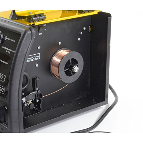 JEGS Performance Products 81541 MIG/MMA 180 Welder 220V AC by JEGS (Image #3)