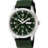 Seiko 5 Sports Military SNZG09J1 Luminous 100M