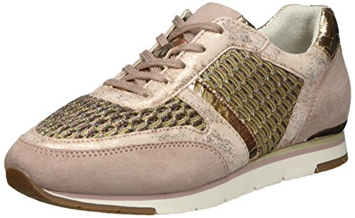 Gabor Fashion, Scarpe da Ginnastica Basse Donna Multicolore (Antikr/Rame/Multic 14)
