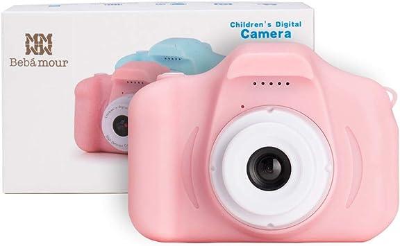 Amazon.es: Bebamour Kids Cámara Digital Juguetes para niños de 3 a ...