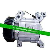 GOWE Air Conditioning Compressor For DCV14G Air Conditioning Compressor For Car Isuzu Axiom 3.5L 02-04 Rodeo 3.2L 3.5L 99-04 Trooper 3.5L 02 Amigo 3.2L 99-00 67484