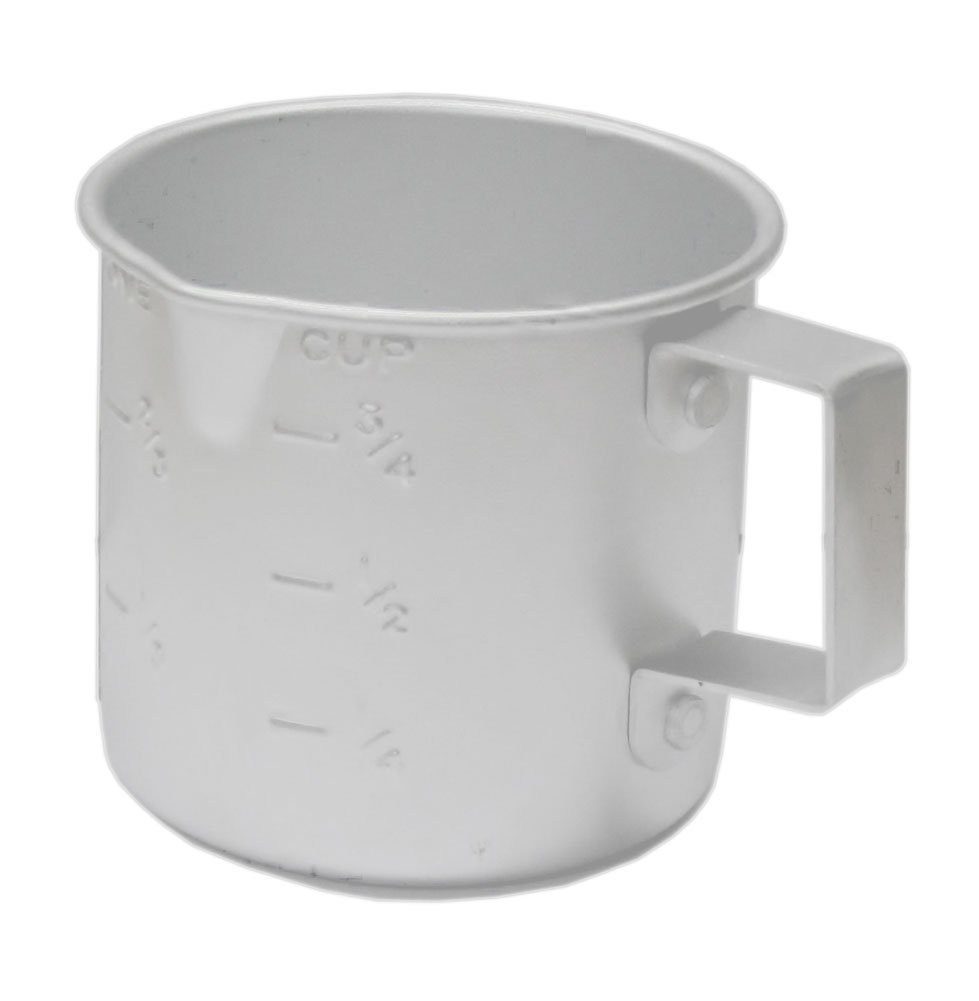 1 Cup Aluminum Measuring Cup Better Housewares 516