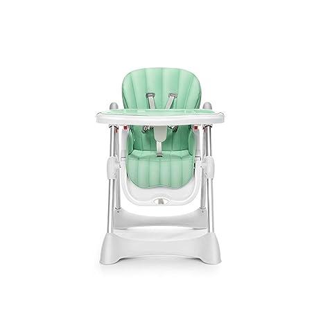 ZXQZ Silla alta for bebé, mesa y sillas de comedor for bebés ...