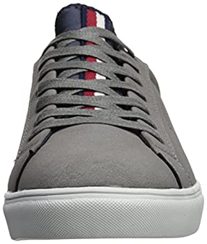 Tommy Hilfiger Men's Mcneil Shoe, Grey, 10.5 Medium Us 3