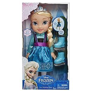 Disney Frozen DEJK31011 - Elsa mit Schlittschuhen