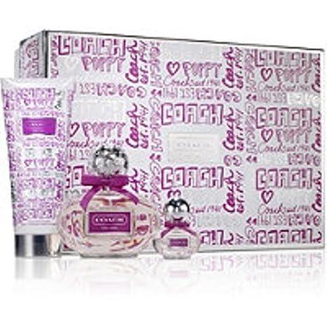 Buy Coach Poppy Flower 3 Pc Gift Set 34oz And 017oz Eau De Parfum