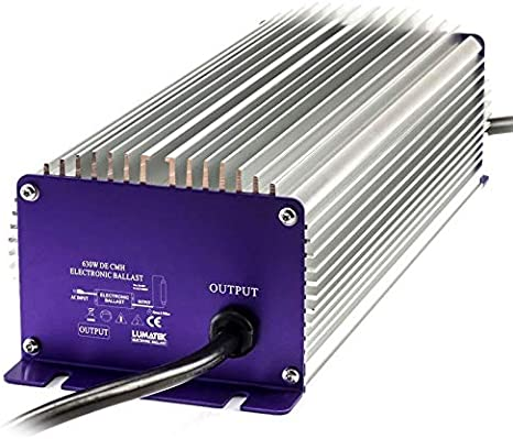Kit Lumatek lámpara + balastro electrónico CMH 630 W CDM
