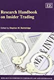 img - for Research Handbook on Insider Trading (Research Handbooks in Corporate Law and Governance series)(Elgar Original Reference) book / textbook / text book