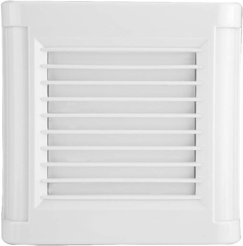 Ventilador de extracción - Ventilador de extracción de pared o techo para baño Cocina Garaje Inicio 15W 220V