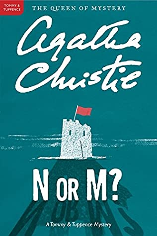 book cover of N or M?