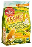 non gmo corn kernels - TINY BUT MIGHTY Heirloom Popcorn, Healthy and Delicious, Unpopped Kernels, 1.25lb Bag