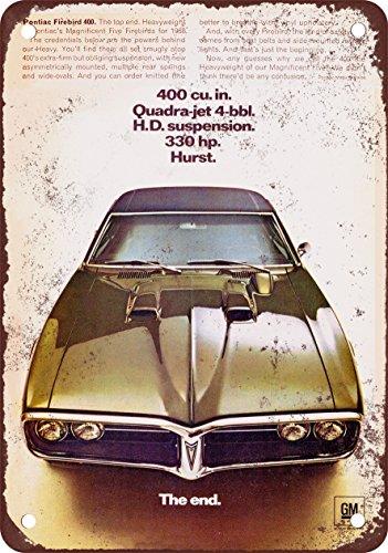 pontiac 1968 - 6