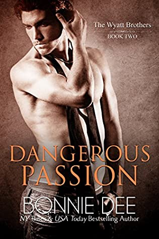 book cover of Dangerous Passion