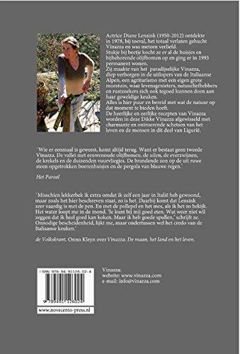 De dikke Vinazza: kookboek uit een Italiaans paradijs: Amazon.es: Lensink, Diane: Libros en idiomas extranjeros