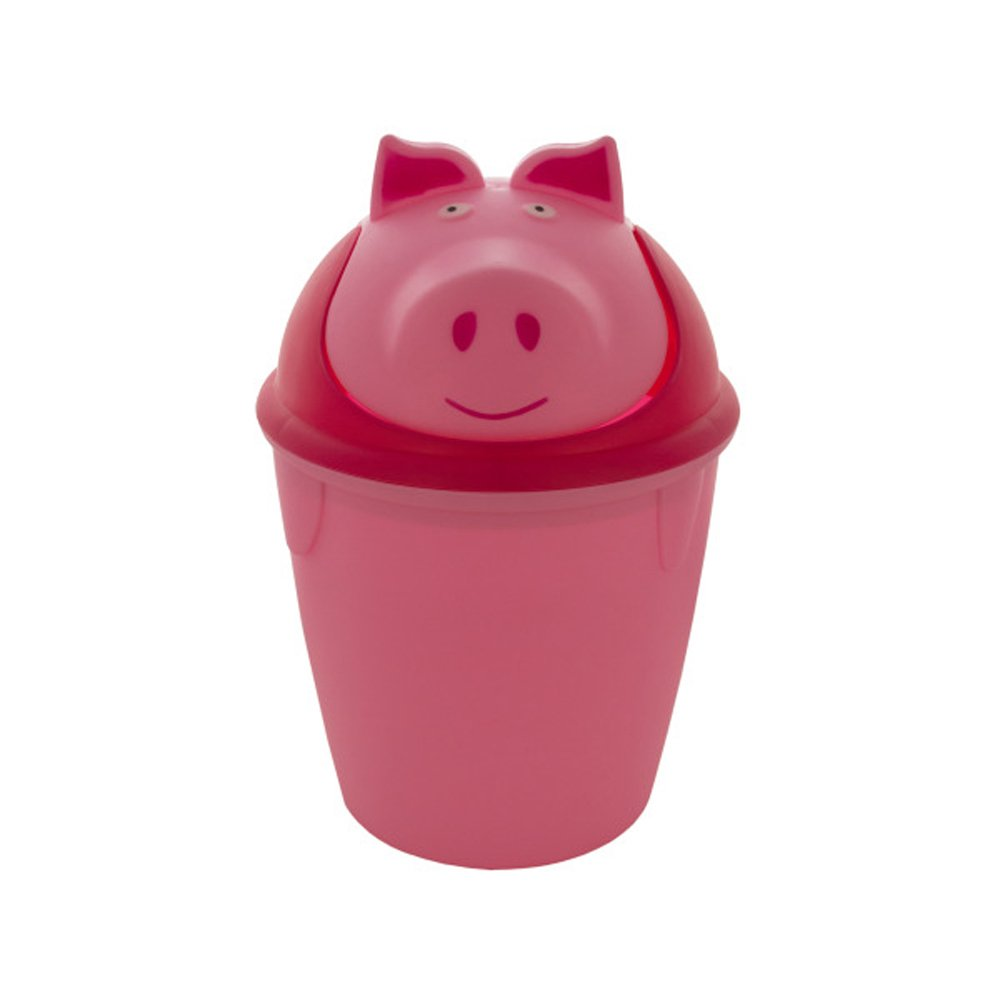 Animal Trash Can Pack Of 4 Home Kitchen Furniture Decor