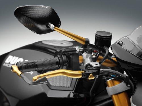 Rizoma Universal Fit Front Brake Fluid Reservoir Size 27 - (BLACK)