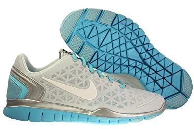 brand new 75f88 7938f Amazon.com | NIKE Women's Free TR Fit 2-487789-004 (10, Pure ...