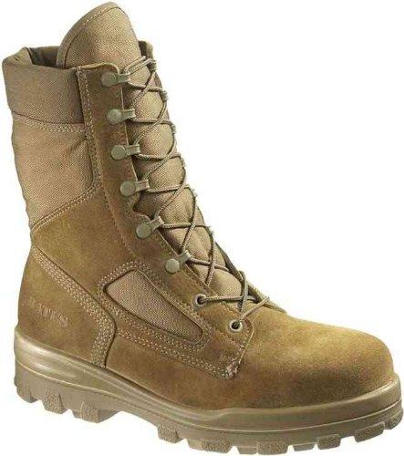 Women's Bates DuraShocks Steel Toe Boots Olive Mojave, OLIVE MOJAVE, 8