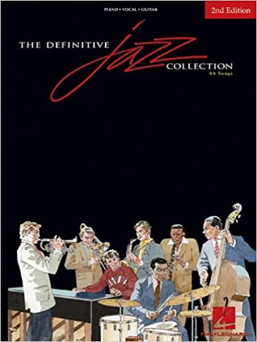 Jazz Collection Piano Vocal Guitar Definitive Collection