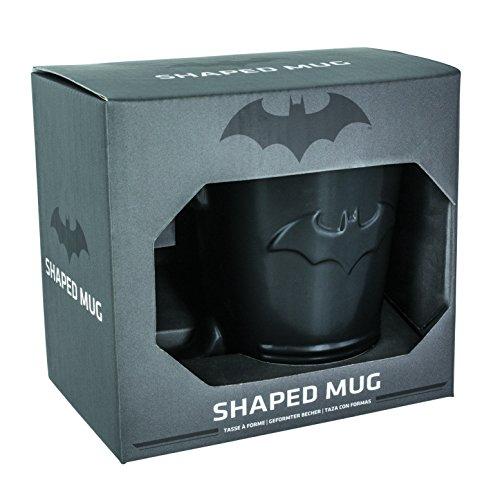 Batman Shaped Ceramic Coffee Mug