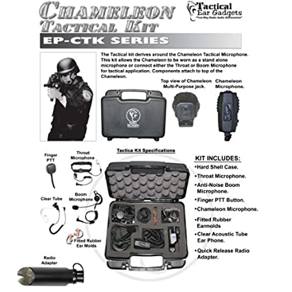 Amazon com: CHAMELEON Quick Release Tactical Kit for Harris Unity XG