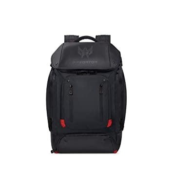 Acer Predator - Mochila de Transporte (Compatible con portátiles de 15 y 17.3