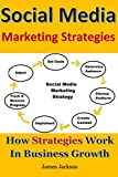 Social Media Marketing Strategies: How Strategies Work In Business Growth(social media strategy,social media engagement,social media advertising, social media analytics,social media business)