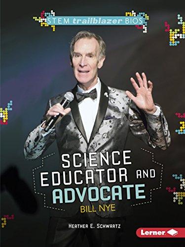 Science Educator and Advocate Bill Nye (STEM Trailblazer Bios)