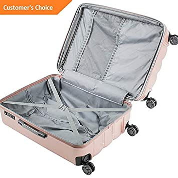 Amazon.com | Sandover American Green Travel Aurora 3 Piece Expandable gage Set NEW | Model LGGG - 2052 | | Luggage Sets