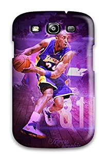Irene C. Lee's Shop 7433809K98968965 Galaxy Case - Tpu Case Protective For Galaxy S3- Kobe Bryant