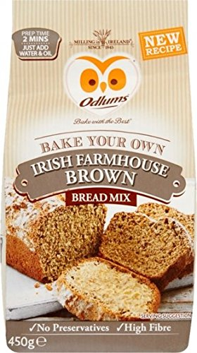 Odlums Quick Bread Irish Farmhouse 450g (15.9oz) ()