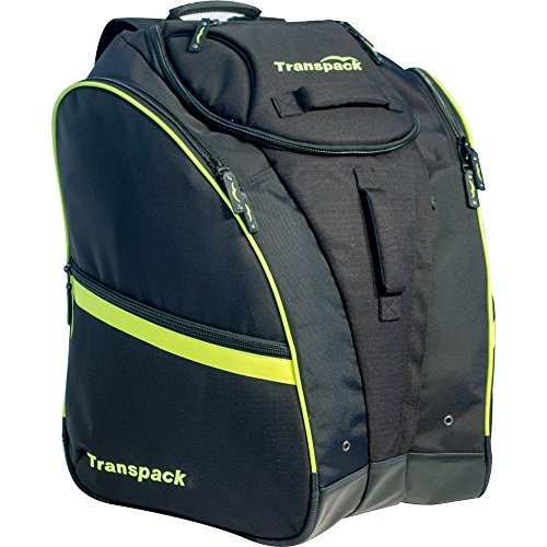 Transpack Competition Pro Ski Boot Backpack and Gear Bag 2018 (Ski Guard Boot Shin)
