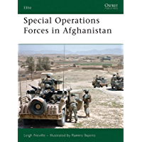 Special Operations Forces in Afghanistan (Elite Book 163)
