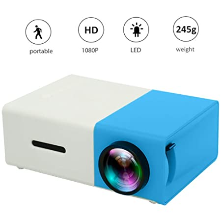 siberiantiger Proyector 1080p Nativo Led,Proyector Video ...