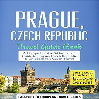 Prague Guide Book