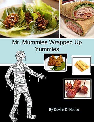 Mr. Mummies Wrapped Up Yummies -