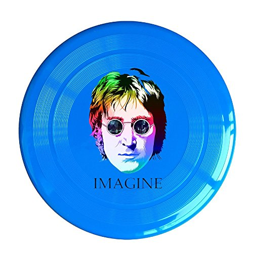 SYYFB Unisex John Singer Lennon Poster Outdoor Game Frisbee Game Room - Sunglasses Gucci Manufacturer