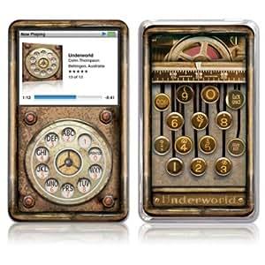 GelaSkins Underworld - Funda y protector de pantalla para iPod Classic de 80 GB, 120 GB y 160 GB